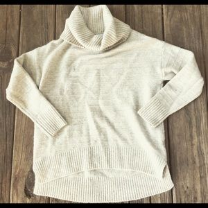 Super Soft Old Navy Cowl Neck Sweater
